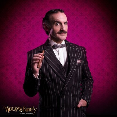 THE ADDAMS FAMILY - UK and Ireland Tour