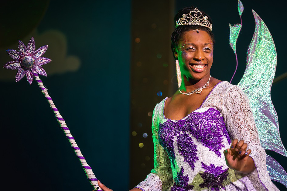 THE PANTO THAT NEARLY NEVER WAS - Theatr Clwyd/Online