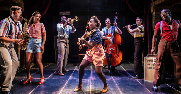 KISS ME, KATE! - The Watermill Theatre
