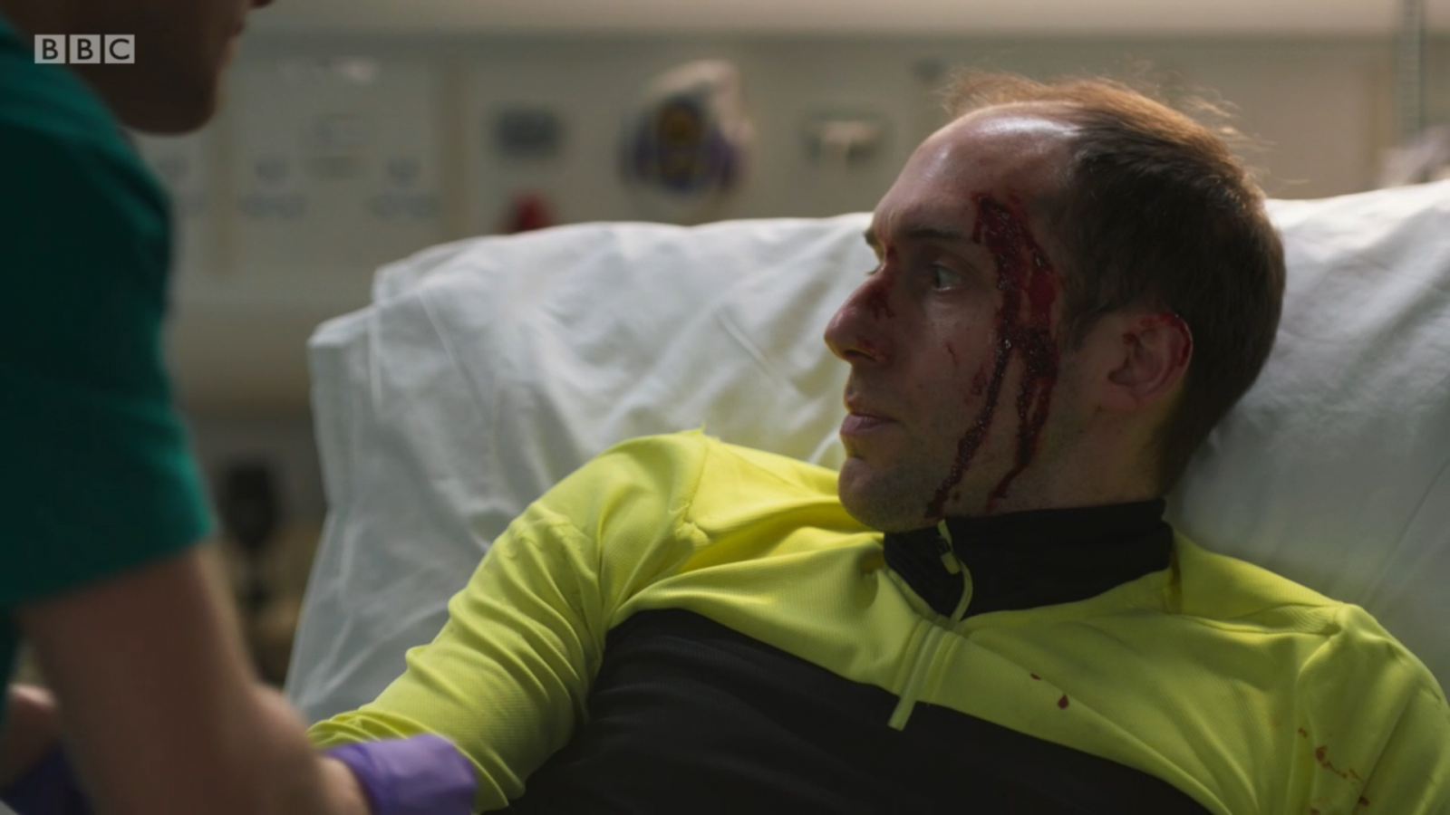 CASUALTY (BBC) - Mike Rodriguez