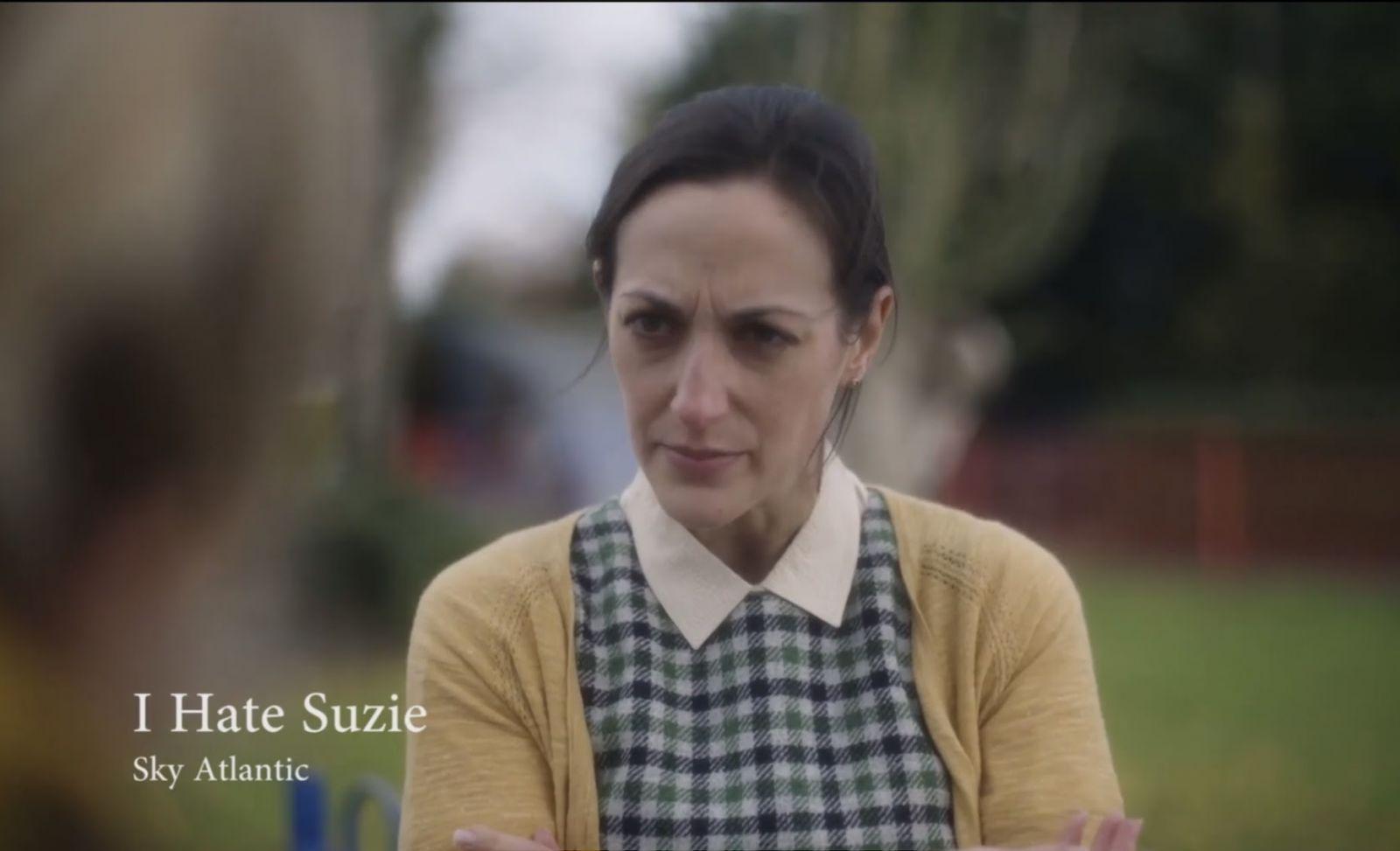 I HATE SUZIE (BADWOLF) - Mrs Parlon