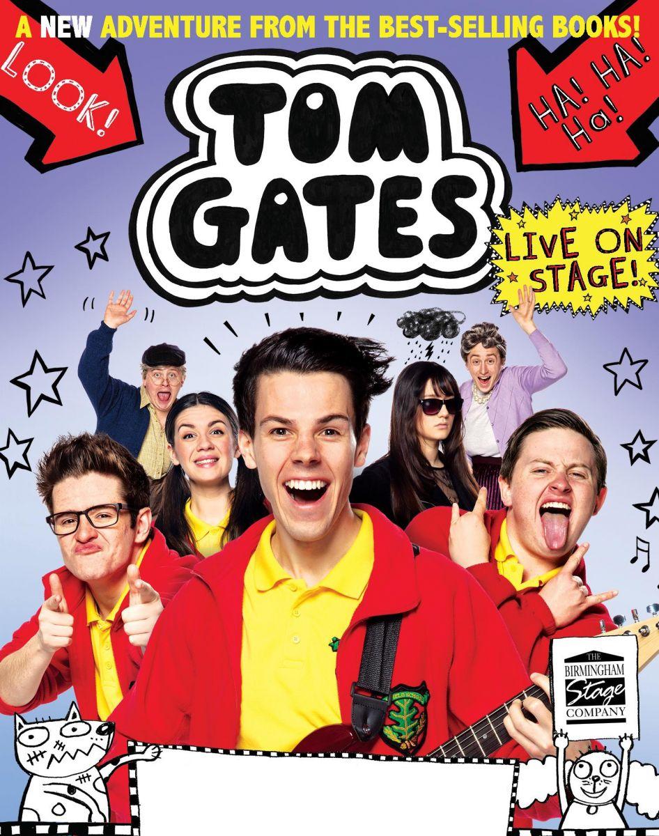 TOM GATES - Birmingham Stage Company
