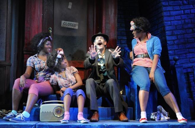 LIITTLE SHOP OF HORRORS - Birmingham Repertory Theatre
