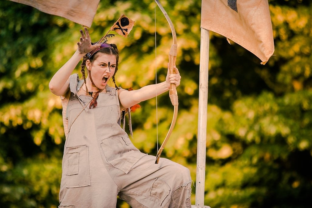 SWALLOWS AND AMAZONS - Creation Theatre