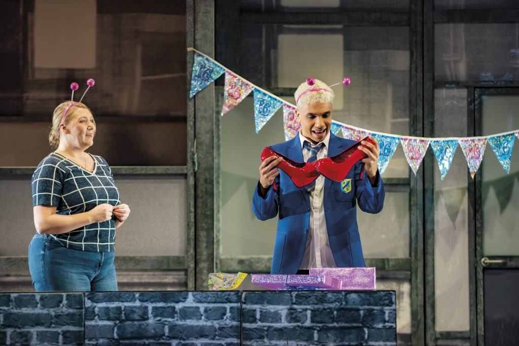 EVERYBODY'S TALKING ABOUT JAMIE - West End