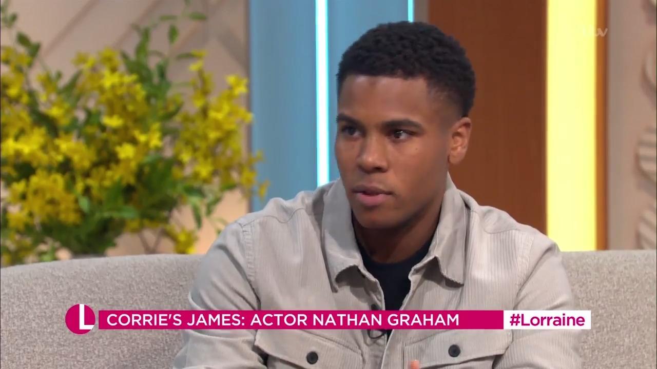 Nathan Graham - Lorraine Kelly Show
