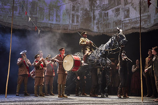 WAR HORSE - National Theatre and Tour