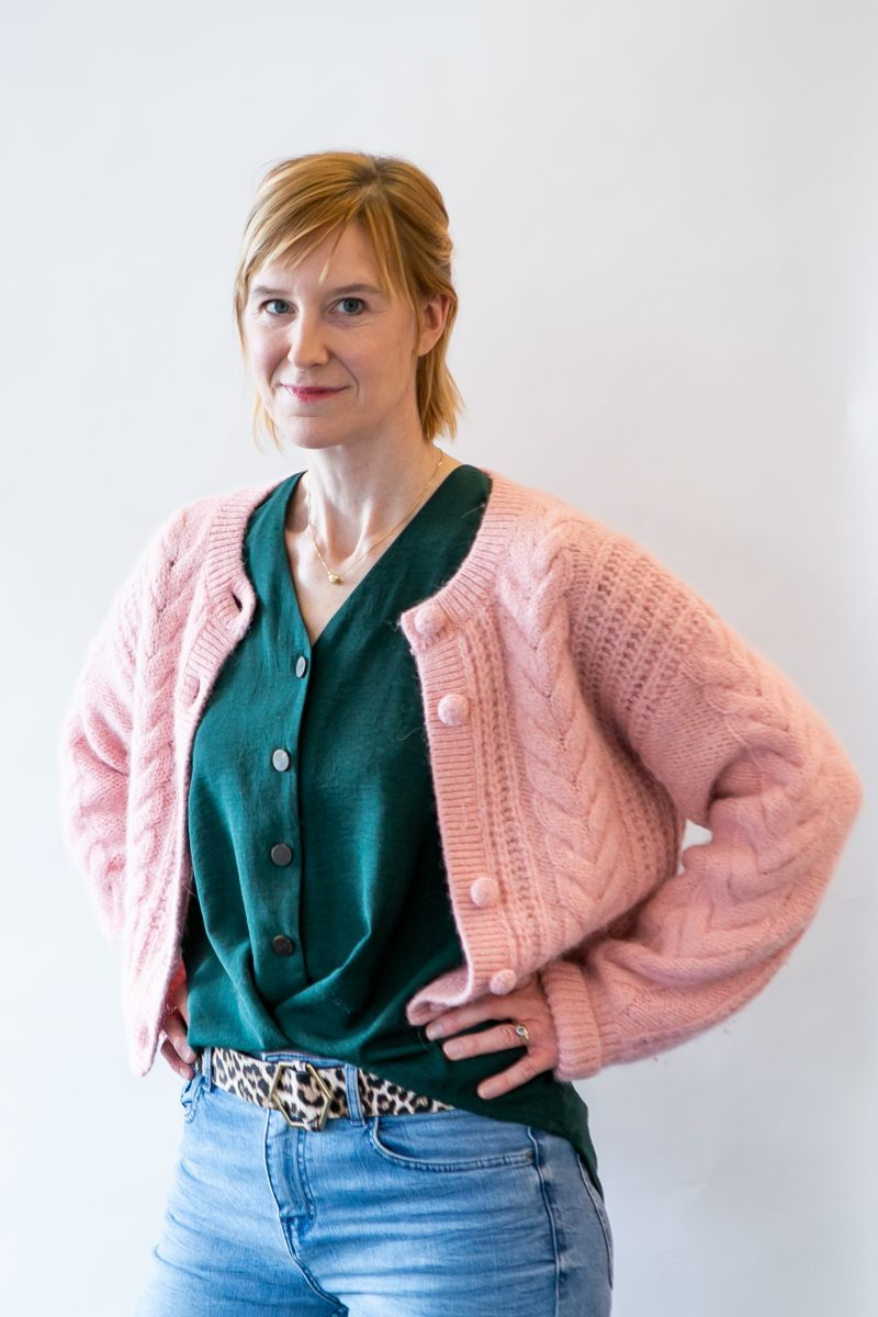 Susie Riddell as Tracy Horrobin (The Archers)