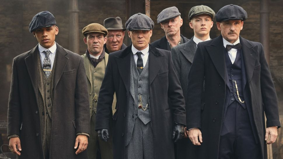 PEAKY BLINDERS S6 with Douglas Russell