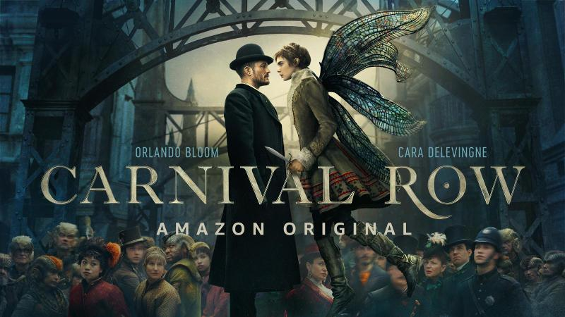 CARNIVAL ROW 2 with Issy Stewart