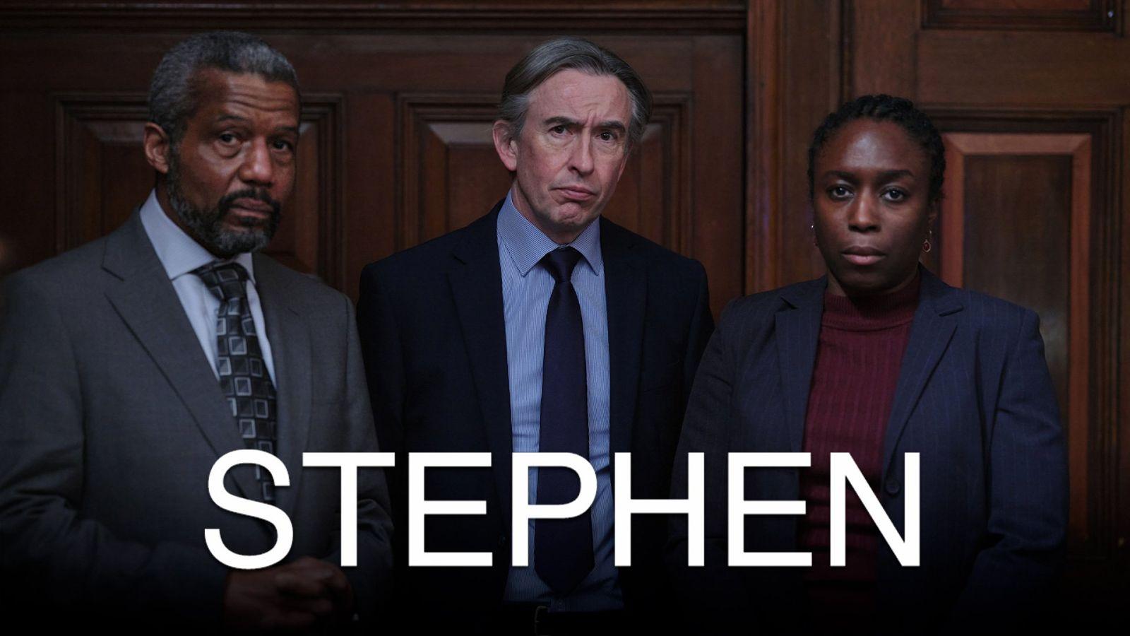 ITV's STEPHEN with Michael Akinsulire
