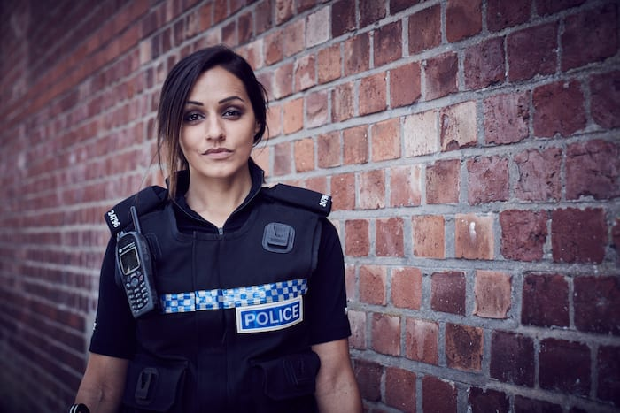NO OFFENCE (Channel 4) - PC Tegan Thompson