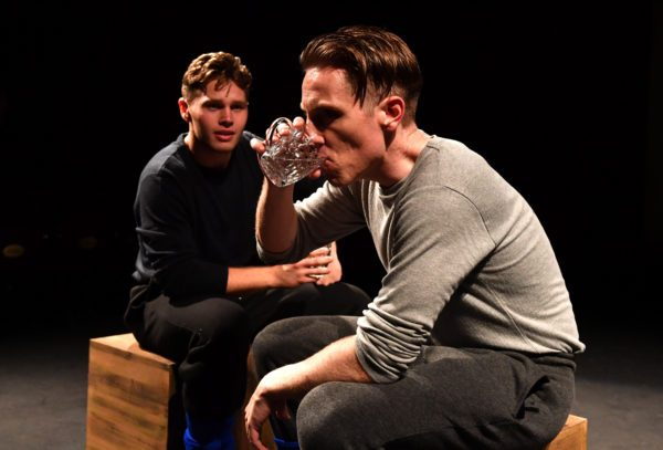 THE GREATER GAME (Southwark Playhouse)