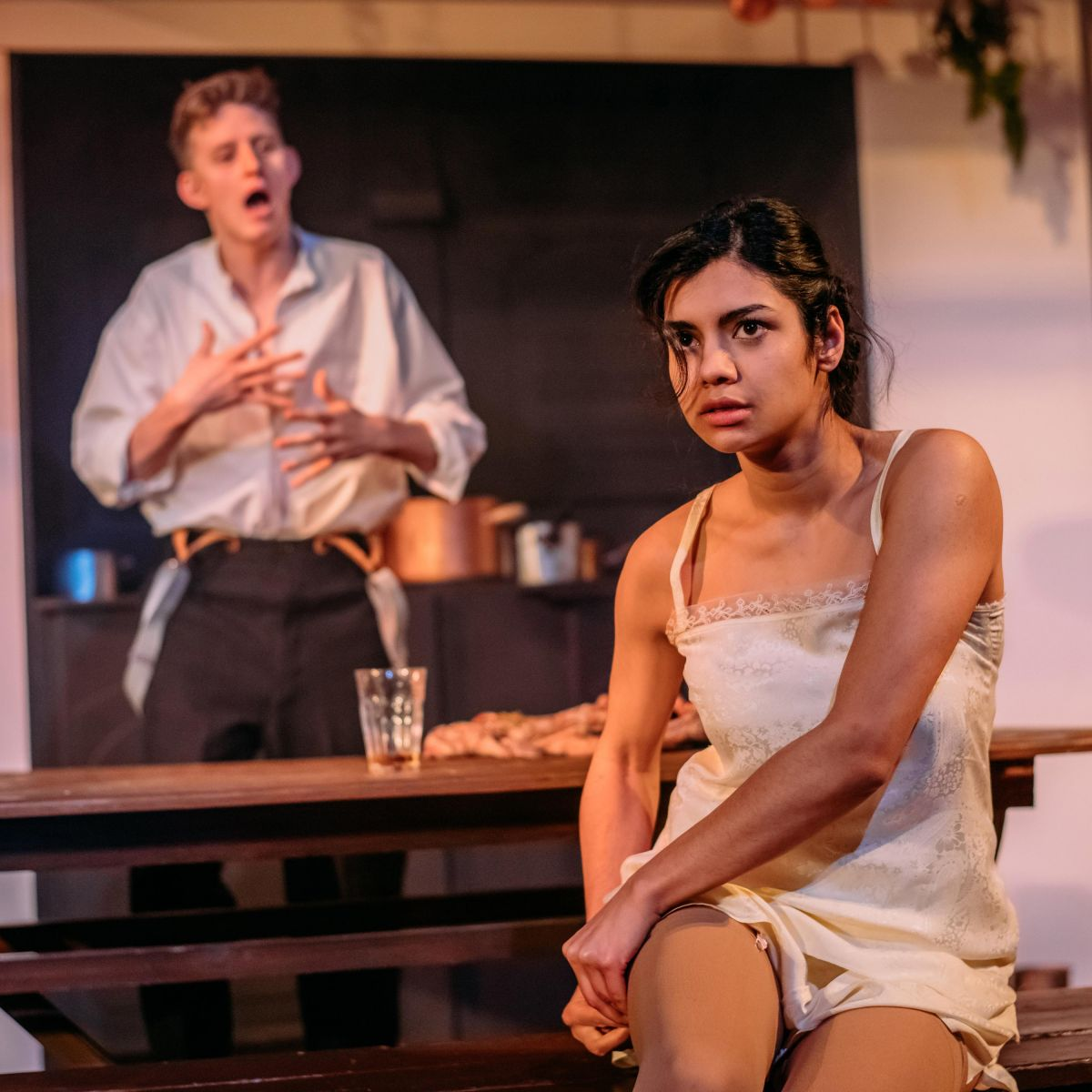MISS JULIE - Perth/Tron/Festival Theatre/ Horsecross Arts