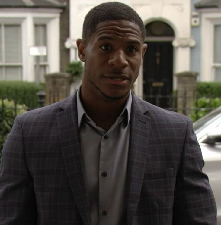 EASTENDERS (BBC) - Jerome