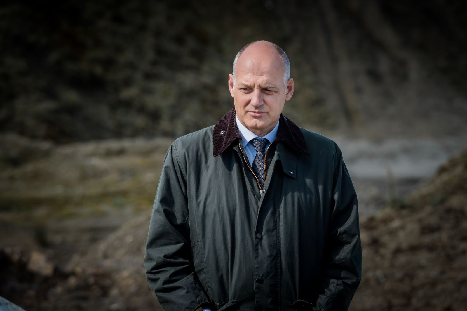 SCOTT & BAILEY (RED PRODUCTIONS) - DC Ian Mitchell