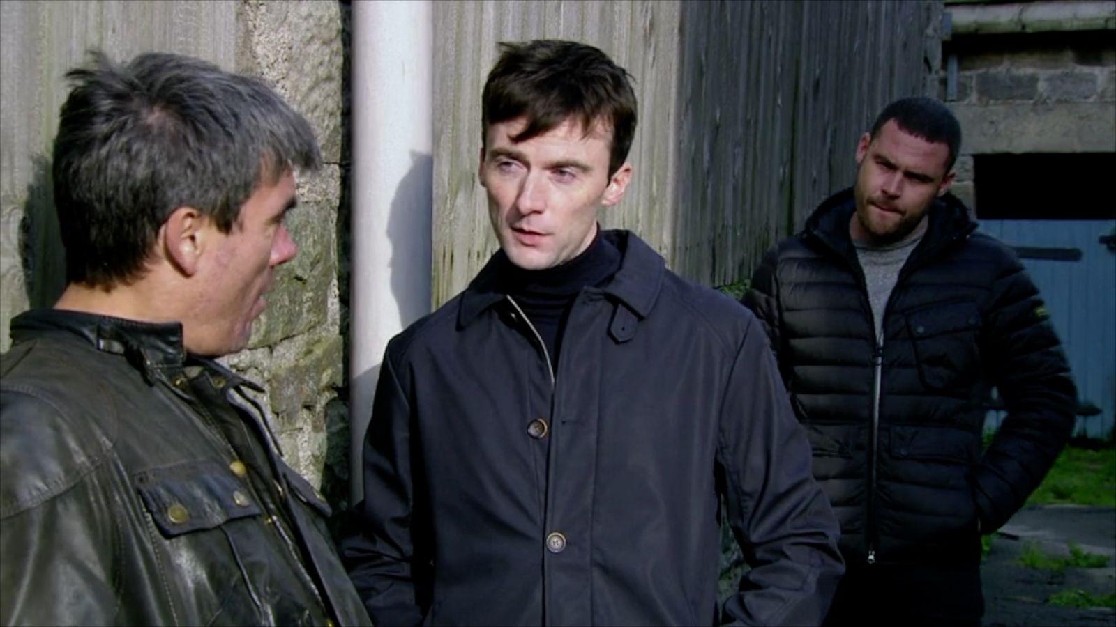 EMMERDALE (ITV) - Nigel