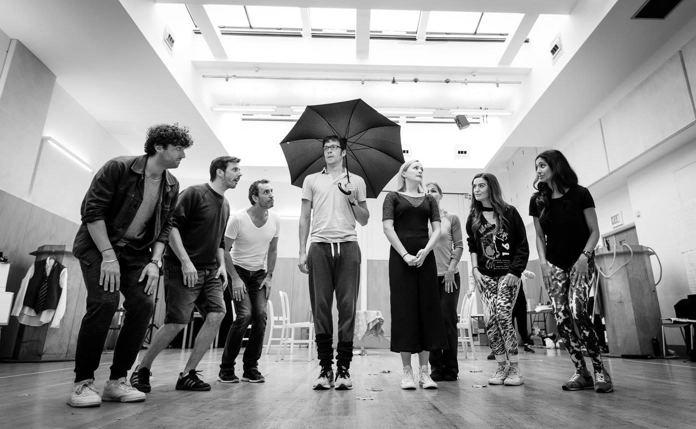ROMANTICS ANONYMOUS - Sam Wanamaker Playhouse/Globe