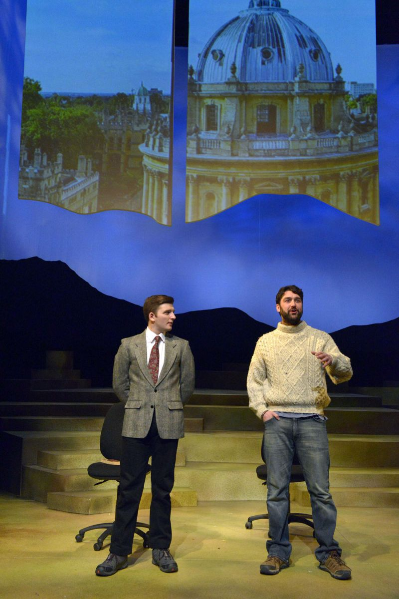 THE SHEPHERD'S LIFE (Theatre by the Lake)