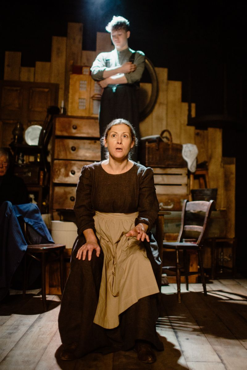 THE WIND OF HEAVEN - Finborough Theatre