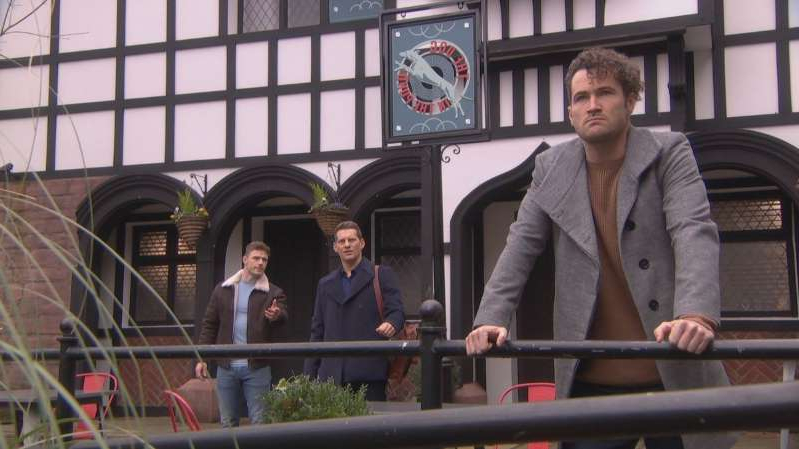 HOLLYOAKS (LIME PICTURES) - Dean Vickers