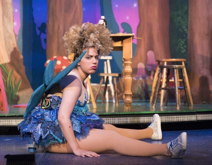 PETER PAN GOES WRONG - Mischief Theatre