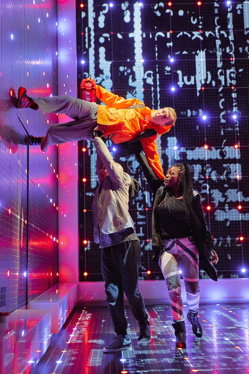THE CURIOUS INCIDENT OF THE DOG IN THE NIGHT-TIME, PICCADILLY THEATRE
