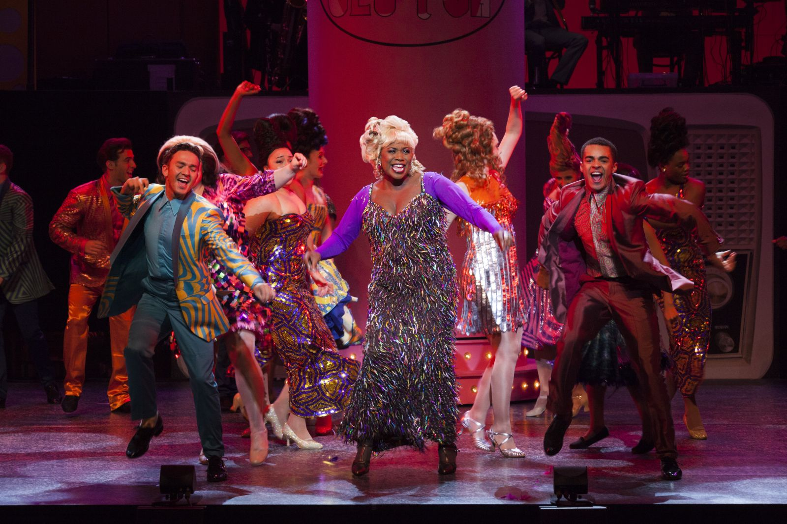 HAIRSPRAY UK Tour with Rosie O'Hare
