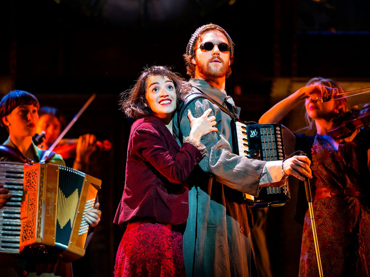 AMÉLIE THE MUSICAL with Matthew Hinchliffe