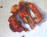 BBQ Ribs (4) £3.99 Study 2.