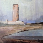 Tower (after Giovanni Fattori)