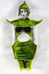 Martian Woman