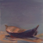 The Old Boat, Blue