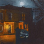 Full Moon, Yellow House