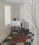 The Room With the Blue Teacup