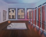 Donald Judd's Bedroom