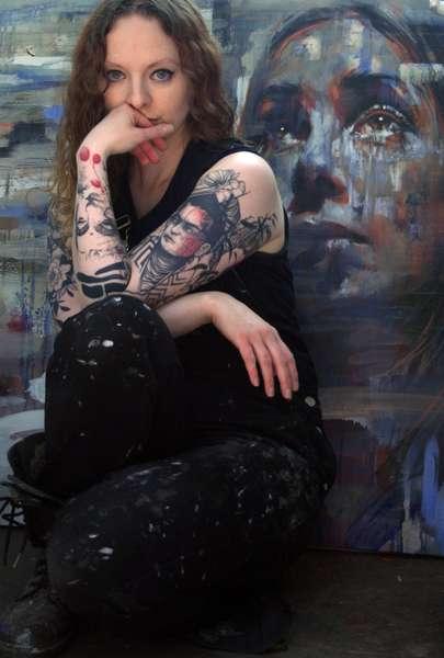 Toni Cogdell