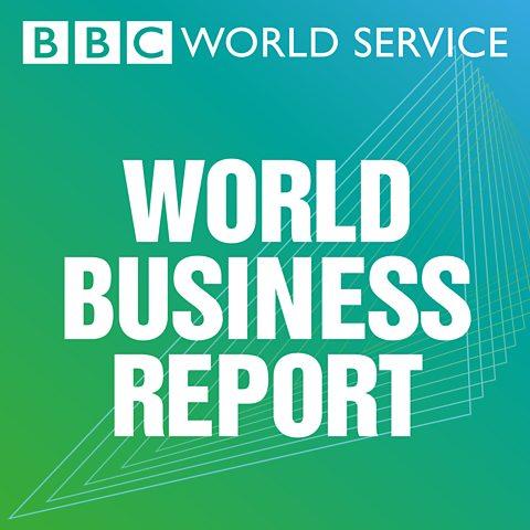 New Blood Art on BBC World service - (World business report)