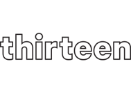 thirteen logo