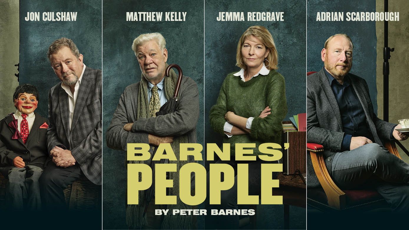 Barnes' People - Complete Series