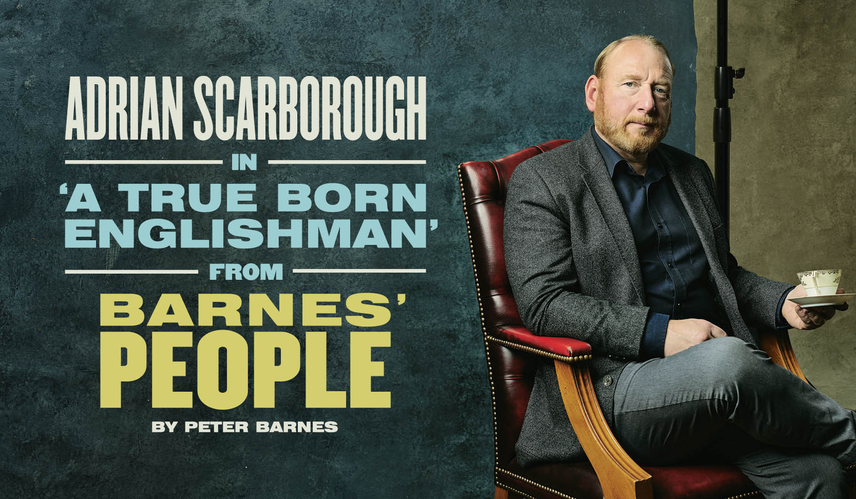 Barnes' People - A True Born Englishman starring Adrian Scarborough