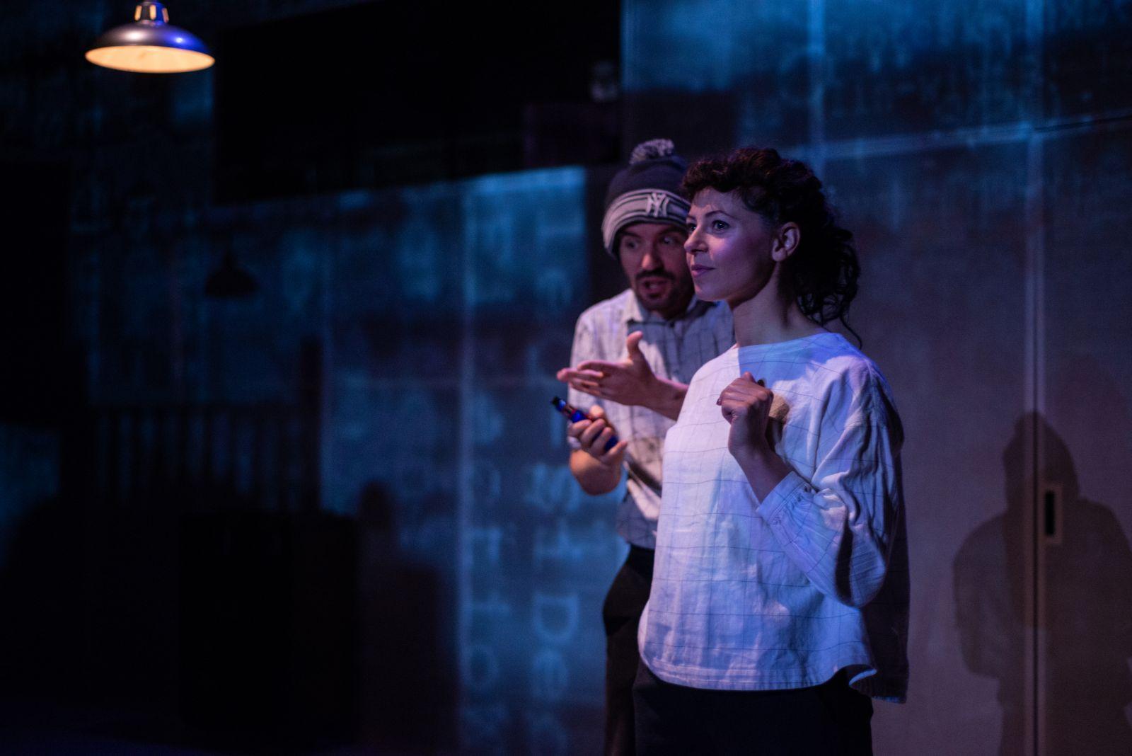 Julian Spooner & Jess Mabel Jones