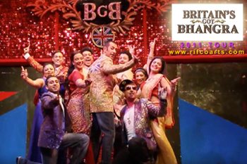 Britain's Got Bhangra: The Music Video