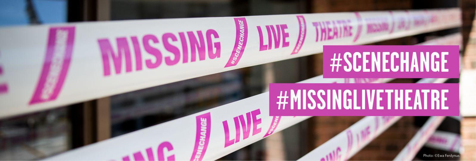 Rose Theatre joins Scene Change's #MissingLiveTheatre project