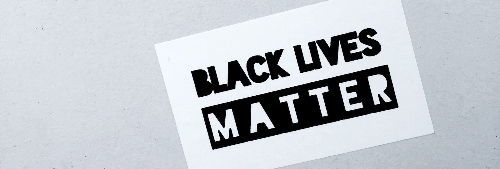 Chris Haydon's cultural resources to help understand the Black Lives Matter campaign