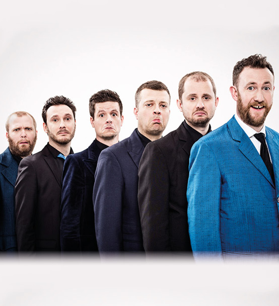The Horne Section: That's How I Like My Tour (postponed from Tue 6 Oct)
