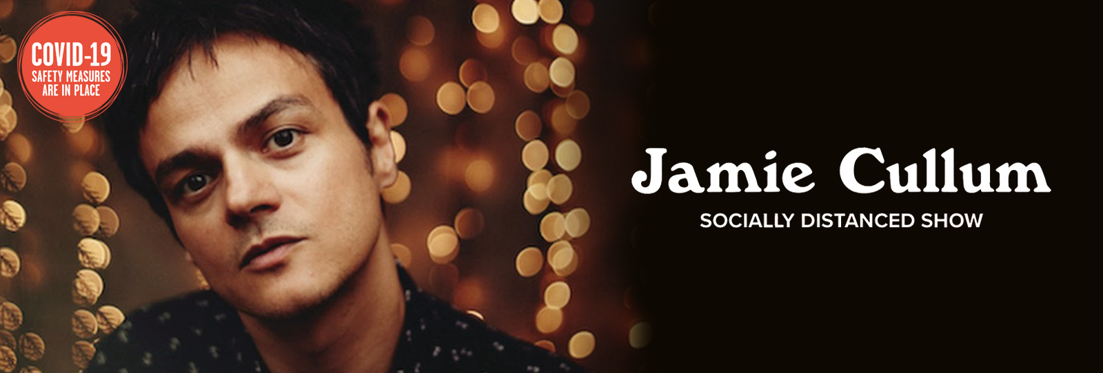 Jamie Cullum Comes to the Rose!