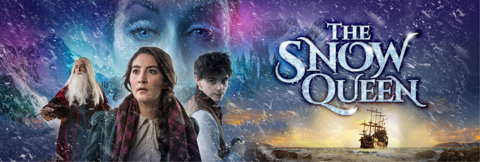 Cast announced for The Snow Queen!