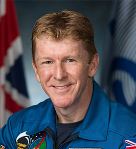 Cancelled - Limitless: In Conversation with Astronaut Tim Peake