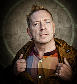 John Lydon - I Could Be Wrong, I Could Be Right (postponed from 25 October 2020)